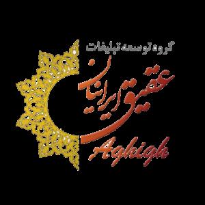 لوگوی شرکت عقیق ایرانیان