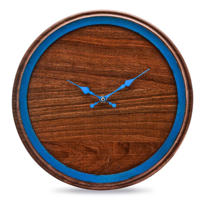 ساعت دیواری چوبی 1