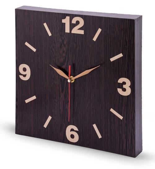 ساعت دیواری چوبی (2)