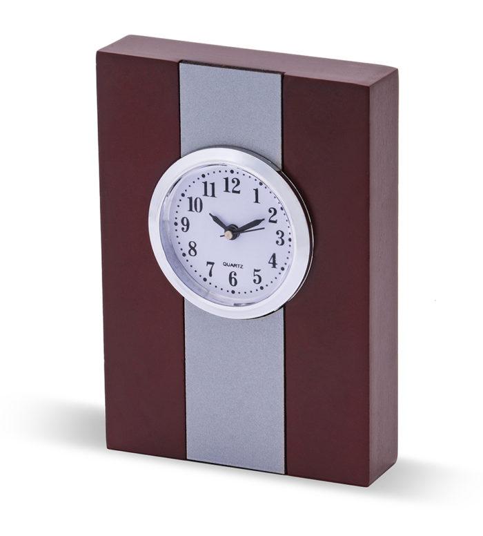ساعت رومیزی چوبی 3